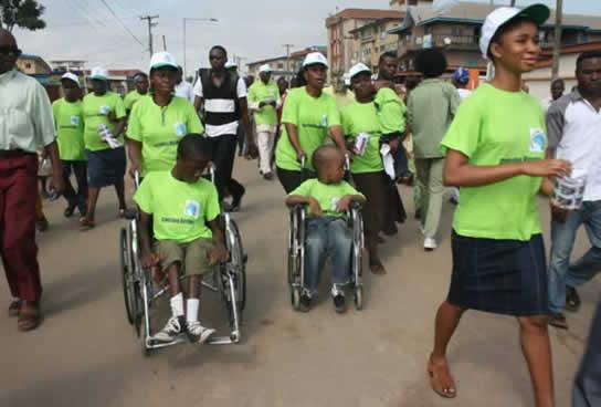 2011 SBH Awareness walk